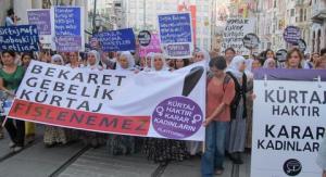 Bekaret, Gebelik, Kürtaj Fişlenemez/ Kürtaj Haktır, Karar Kadınların/ 28 Haziran 2012 -Taksim