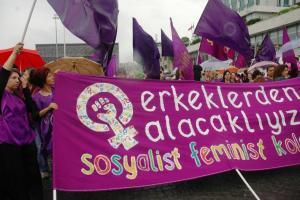 'Erkeklerden Alacaklıyız' Kampanyası/06.06.2010-Taksim