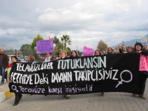 Fethiye Tecavüz davası / 15 Ocak 2012
