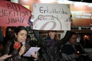 Kadınlar Kadın İstihdam Paketini Protesto Etti/1 Kasım 2013