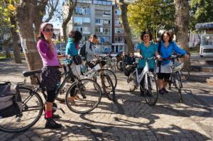 Süslü Bisikletliler 22 Eylül 2013