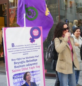 2009 Mart Yerel Seçimleri 'Feminist Aday Kampanyası'/Feminist Kolektif