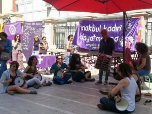 SFK Kampanya: AKP'nin 'Makbul Kadın' Dayatmasına Hayır!/23 Mayıs 2015-Kadıköy