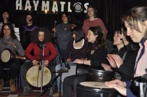 08.03.2011/SFK Ritim Grubu-Feminist Eğlence